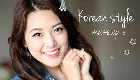 tutorial cara make up ala artis korea korea style bagaimana cara menggunakan make up ala korea