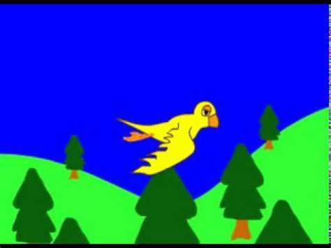 animasi burung terbang smk tamsis banjarnegara youtube