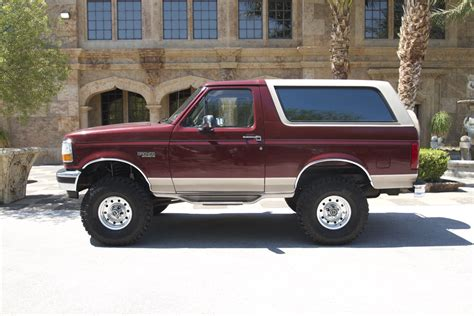 how to work on cars 1996 ford bronco spare parts catalogs 1996 ford bronco 4x4 210582