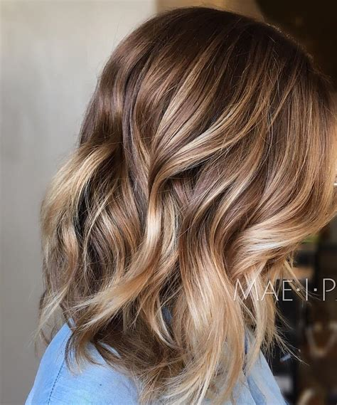 light hair color ideas 2017 highlights and lowlights for light brown hair