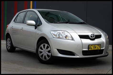 2009 Toyota Corolla Review 2009 Toyota Corolla Seca Review Road Test Caradvice