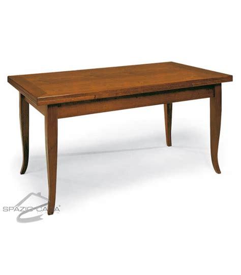piedi tavolo legno tavolo rettangolare allungabile in legno con piede a sciabola