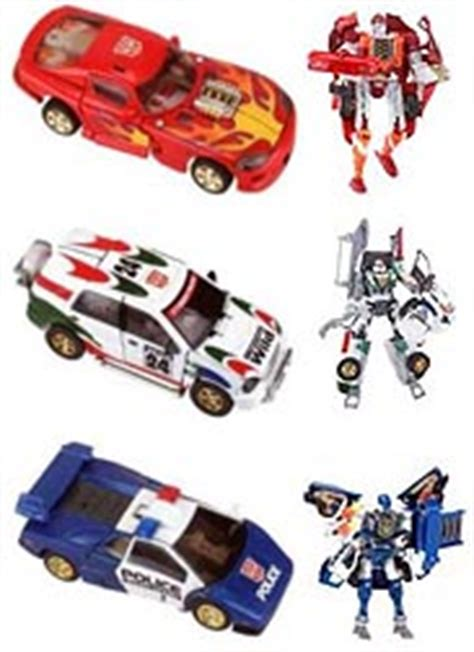 figure xpress review rid series 5 figures announced transformers news