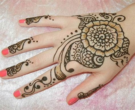 easy simple henna designs for beginners beststylo