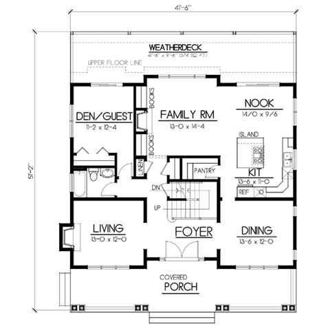 monster house plans com bungalow style house plans 2615 square foot home 2