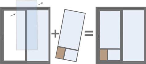 Dog door in a glass french door?   Home Improvement Stack