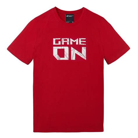 Tshirt Asus asus rog wear t shirt quot on quot sizes s xl ocuk