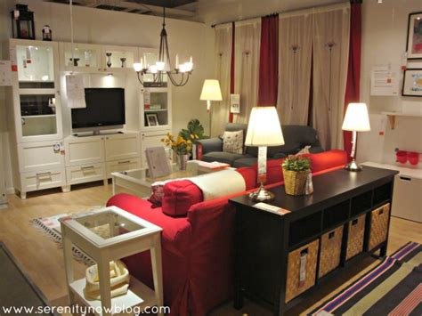 ikea decor family room decorating ideas ikea living room and family room decorating serenity now