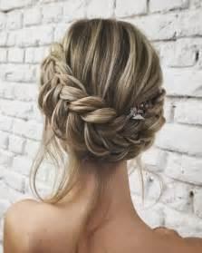 braided updo hairstyle with and wavy hair best 20 bohemian hair updo ideas on pinterest bohemian