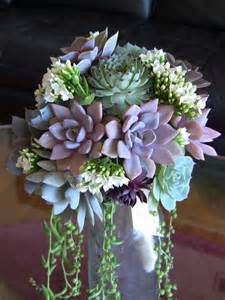 succulent bouquet beautiful bridal 7 must see succulent wedding bouquets