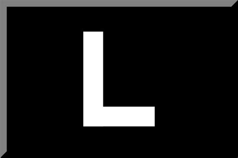 black l file 600px white l on black background svg wikimedia commons