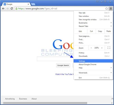 chrome menu remove the mp3 search engine chrome extension rank your