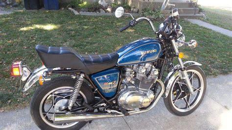 Suzuki Gs400 For Sale Buy 1981 Suzuki Gs 400 Classic Vintage On 2040 Motos