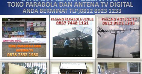 Parabola Tv Digital toko layanan pasang parabola jatiasih bekasi sinar alam