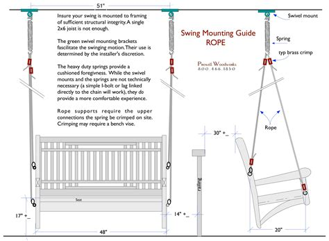 How To Install A Swing installing your front porch swing