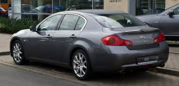 Infiniti Of South File Infiniti G37 S V36 Facelift Heckansicht 2
