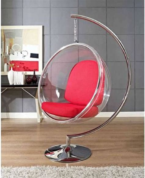 round swing chair round ring lounge chair w 6 ceiling chain stylish modern
