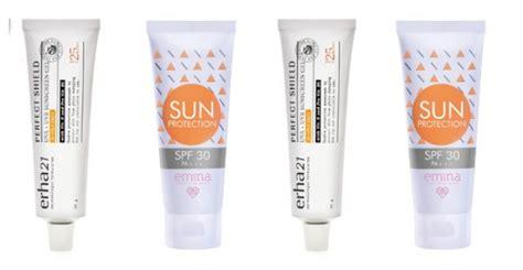Lipgloss Erha membongkar 3 mitos sunscreen daily