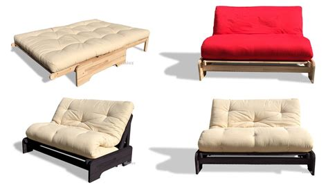 Solid Sofa Beds by Solid Wood Sofa Bed Roma By Cinius