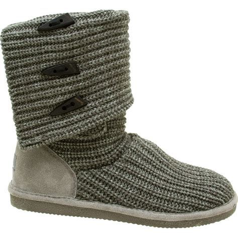 Bearpaw Knit Boot S Backcountry