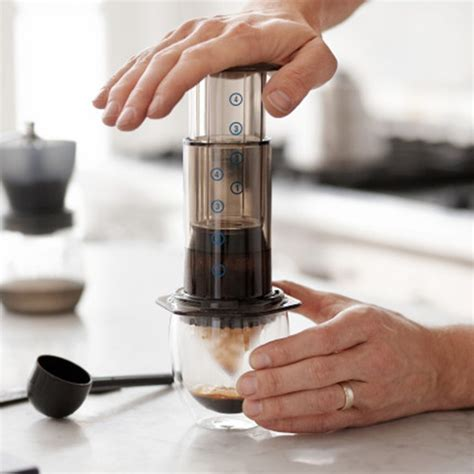 Aeropress Coffee aeropress pressure brewer ippinka