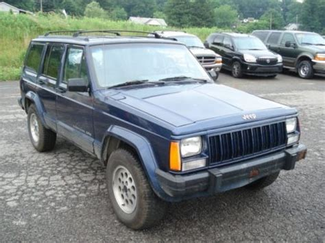 1996 jeep specs 1996 jeep sport 4wd data info and specs