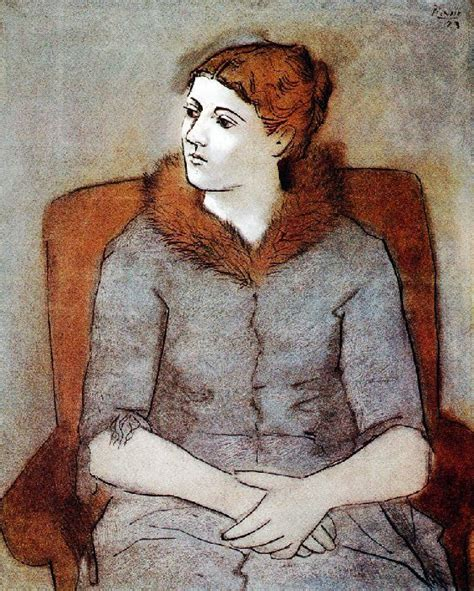 picasso paintings explained 61 best picasso olga kokhlova images on