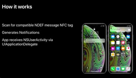 iphone xs xs max features ip68 water resistance and nfc reading capability natively without