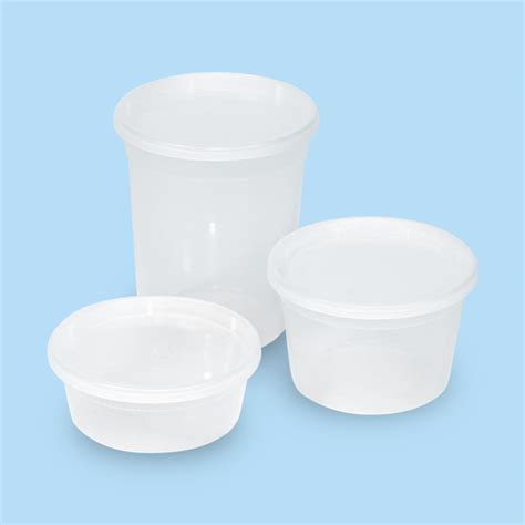 Plastic Kitchen Canisters by Image Gallery Plastic Containers