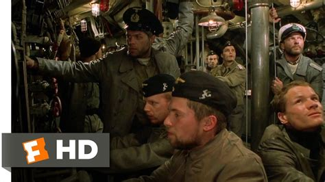 watch u boat 571 online u 571 1 11 movie clip german u boat attack 2000 hd