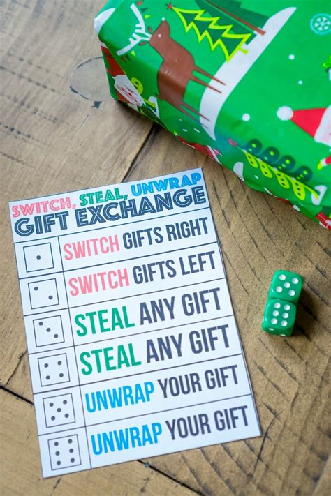 12 days of christmas gift swapping game 10 creative gift exchange you absolutely to play