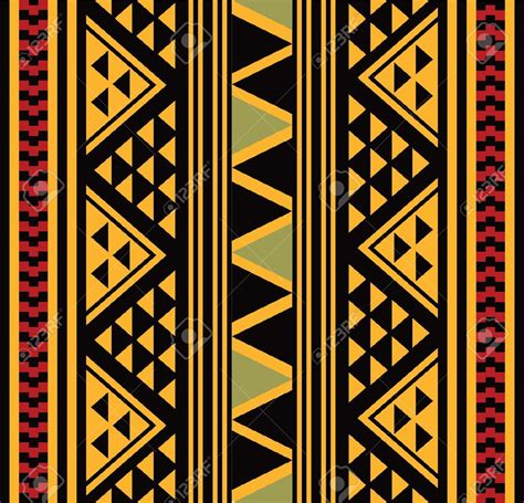 african pattern vector teste padr 227 o africano royalty free cliparts vetores e