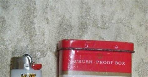 Kaleng Bungkus Rokok antik curio reklame lama vintage retro djojosoepoko kaleng rokok winston