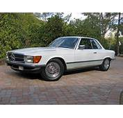 1980 MERCEDES BENZ 500SLC 2 DOOR COUPE  117778