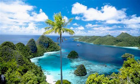 desktop wallpaper hd 1280 x 768 raja ampat islands west papua timur indonesia beautiful