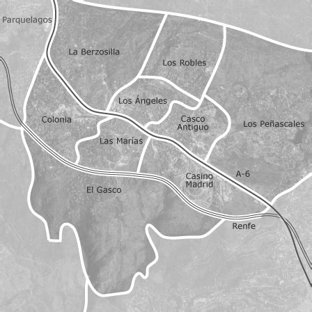 mapa de torrelodones madrid idealista