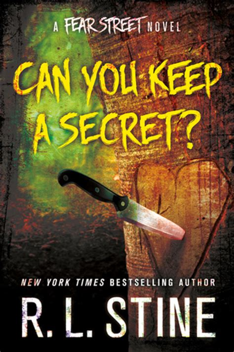 the secret bedroom rl stine review can you keep a secret fear street relaunch 4