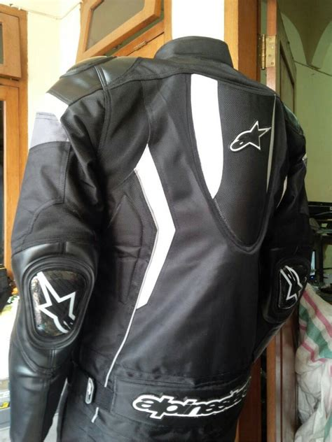 Jaket Motor Gp jual jaket motor alpinestar gp merah putih hitam ervina grosir pandaan