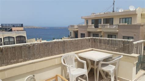 bugibba property for rent malta accomodation by