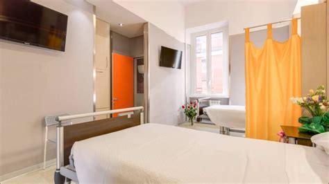 casa di cura santa un giro tra le stanze