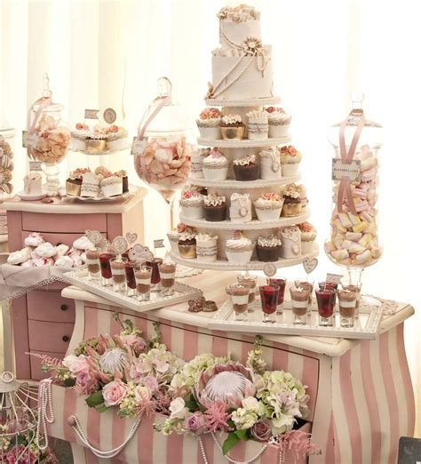 sweet table wedding on pinterest candy cart candy