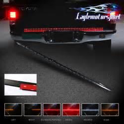 60 quot truck tailgate led light bar 6 functions running
