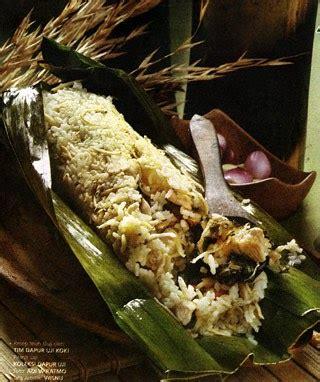cara buat nasi bakar bambu nasi bakar bambu