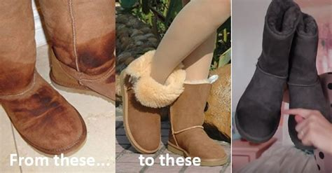 7 Ways To Spot Uggs by How To Easily Clean Ugg Boots At Home