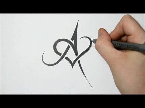 tattoo designs alphabet p youtube tattoo ideas pinterest tribal letters