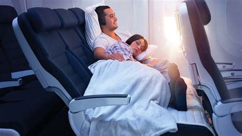 air new zealand sky couch air new zealand s economy cuddle class skycouch to take