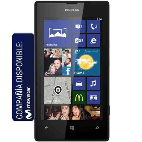 Nokia Lumia Android 520 Celular Nokia Lumia 520 Android Socialmedia Movistar 5mp 959 00 En Mercadolibre