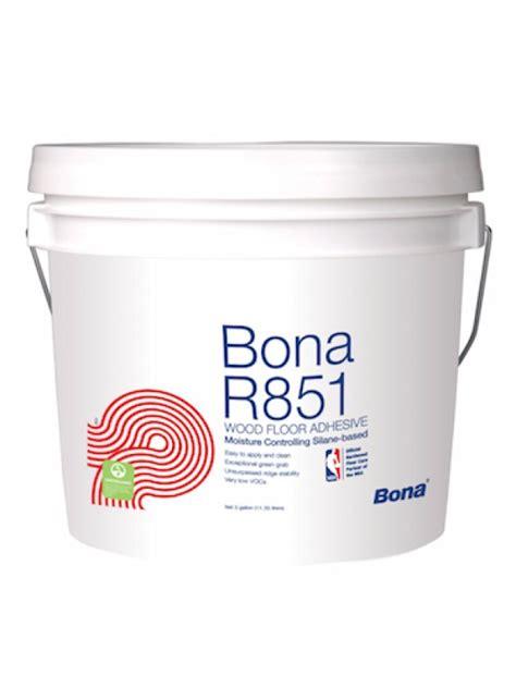 Hardwood Floor Adhesive Bona R851 Wood Flooring Adhesive 3 Gallons Gohaus