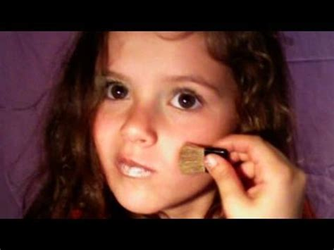 natural makeup tutorial for 12 year olds everyday natural make up tutorial by emma cute little kid