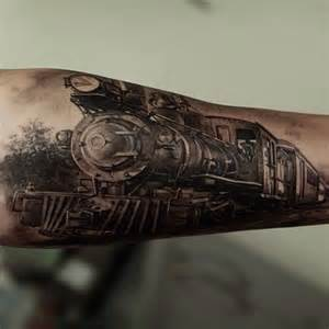 train tattoos 161 best images on